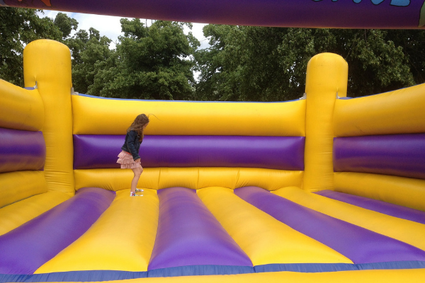 World's Largest Bounce House Is Coming Back To Indianapolis