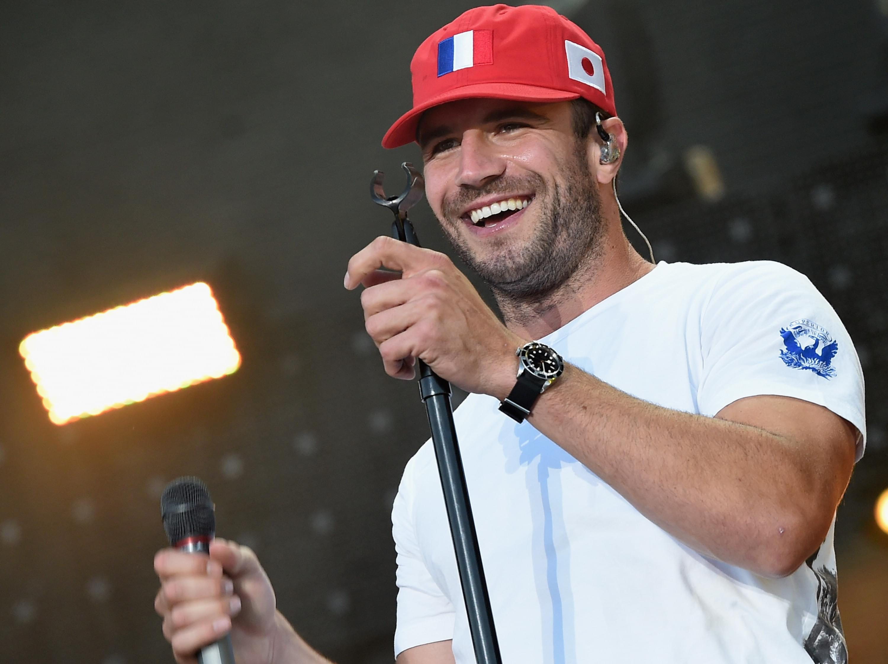 What?  New Music From Sam Hunt?