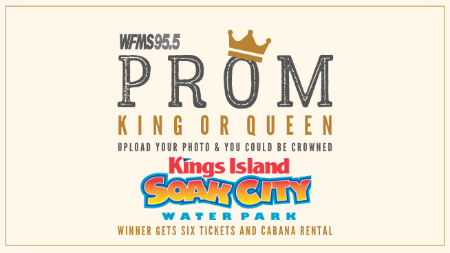 WFMS Prom King or Queen – Kings Island