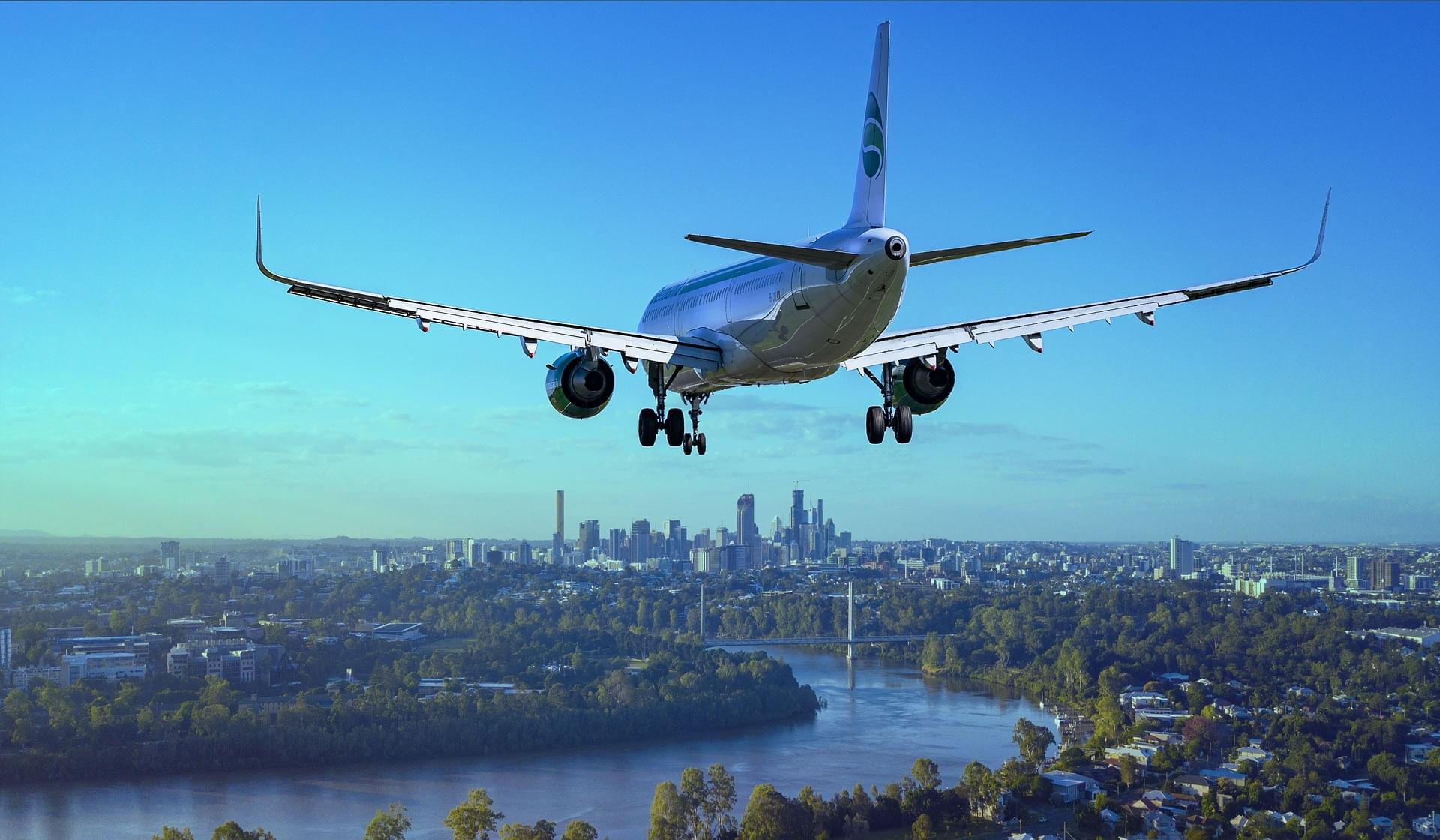 Flying is Now Our Least Way to Travel