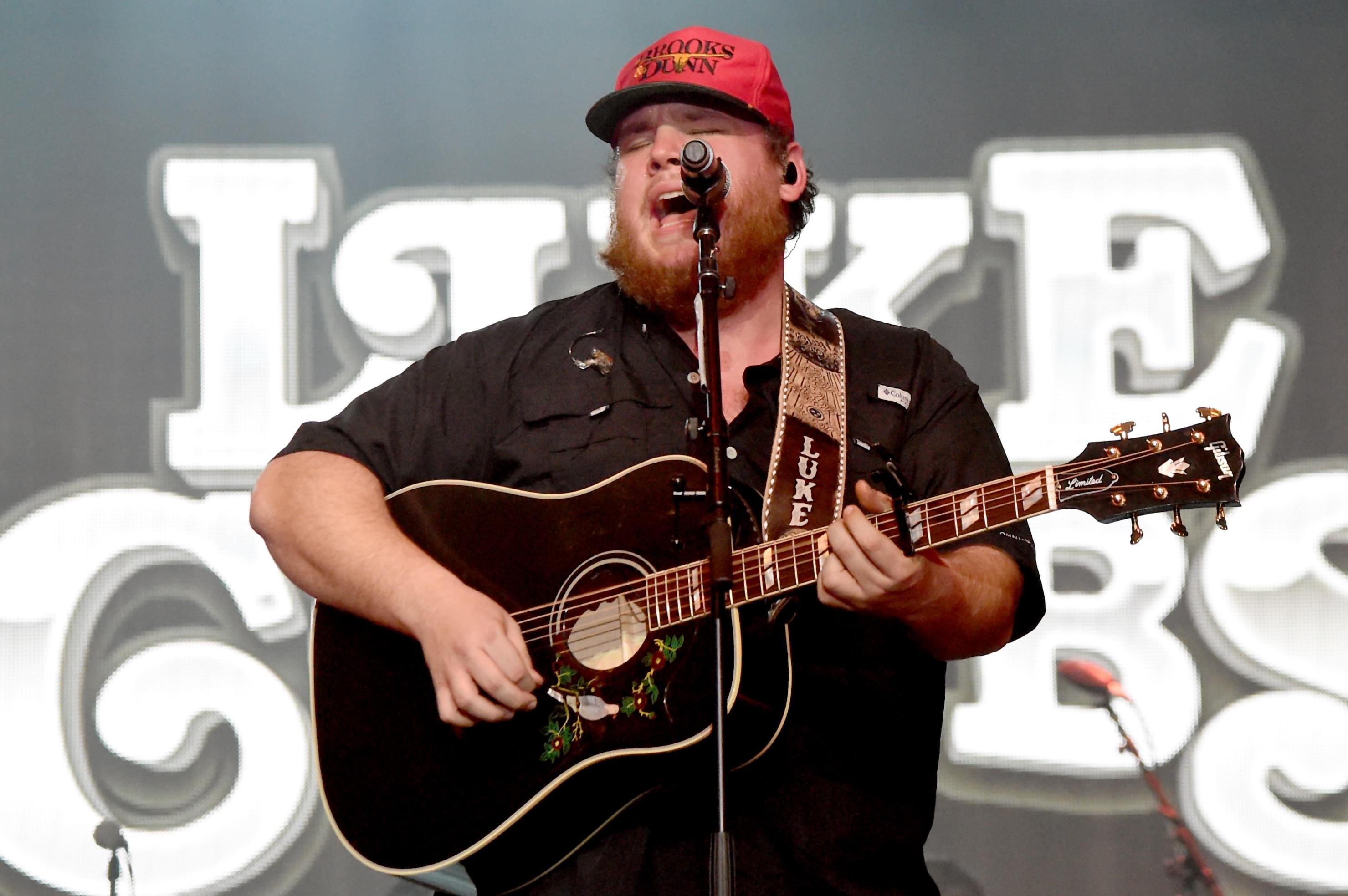 Luke Combs Teams Up With Crocs For Limited Edition Clogs