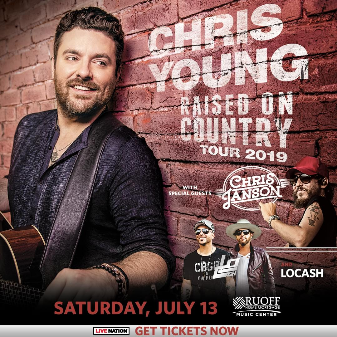 Win Chris Young Tickets!