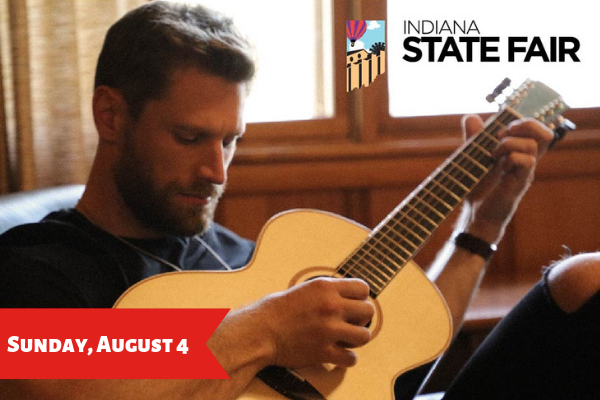 Chase Rice And More Playing The 2019 Indiana State Fair Free Stage