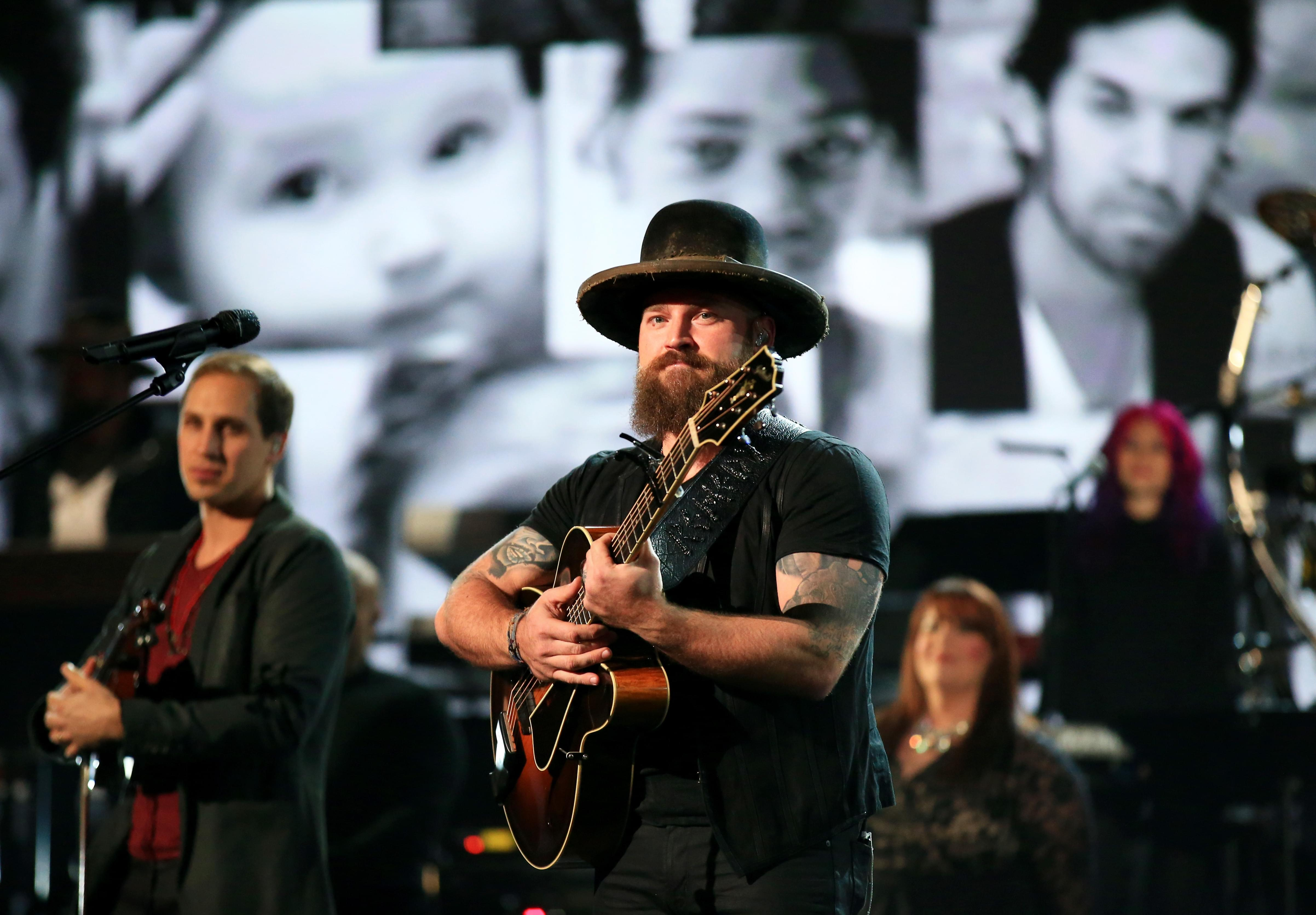 Zac Brown Drops F Bomb During CMT Music Awards Acceptance Speech [VIDEO]
