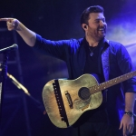 Chris Young Breaks Down At The Opry While Performing Emotional New Song [WATCH]