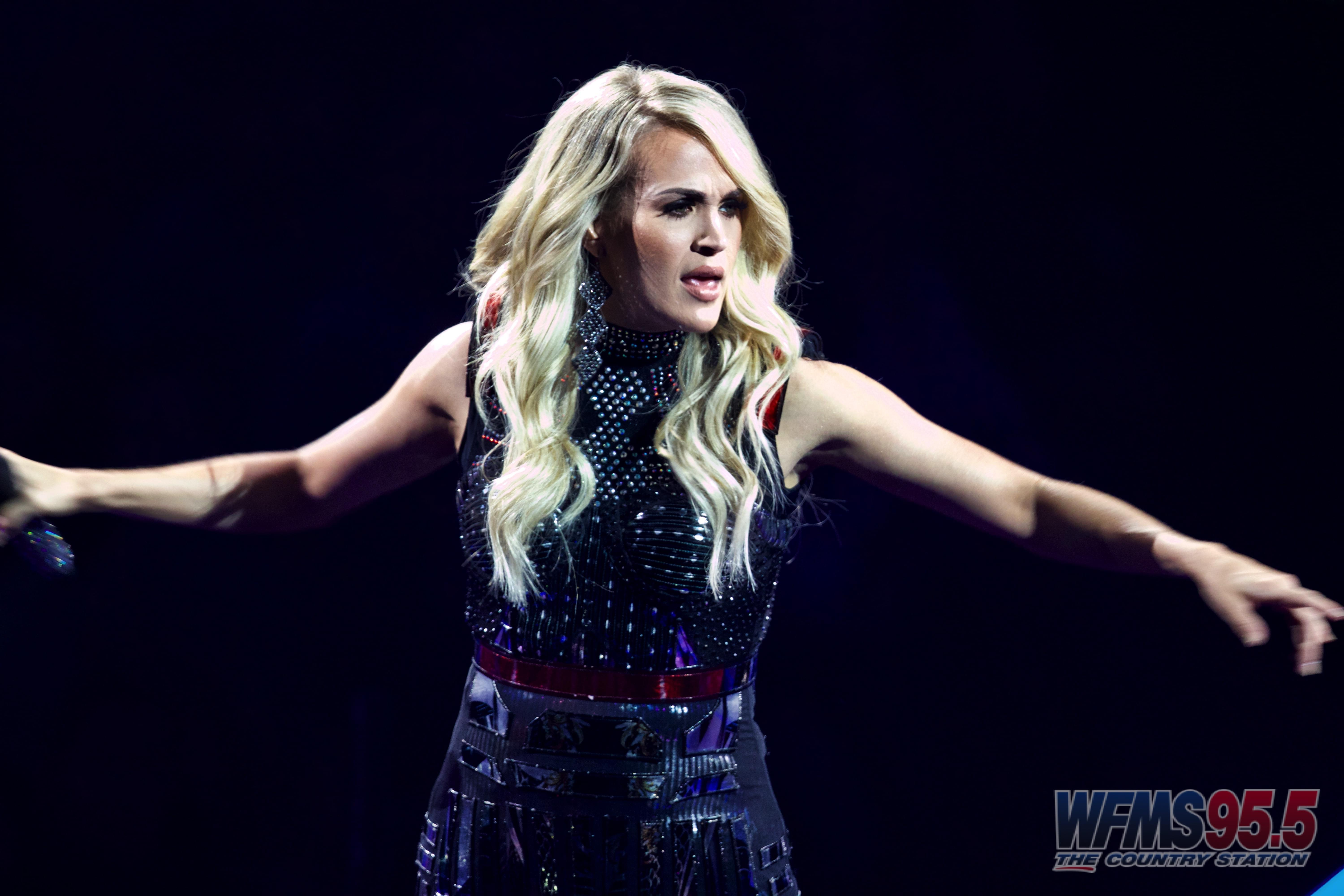 Carrie Underwood Concert Photos 6-16-19