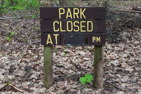 Brown County State Park Closed Until Further Notice
