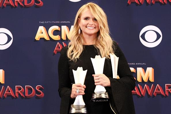 Miranda Lambert Reveals When Her New Album Is Coming Out And It's Soon