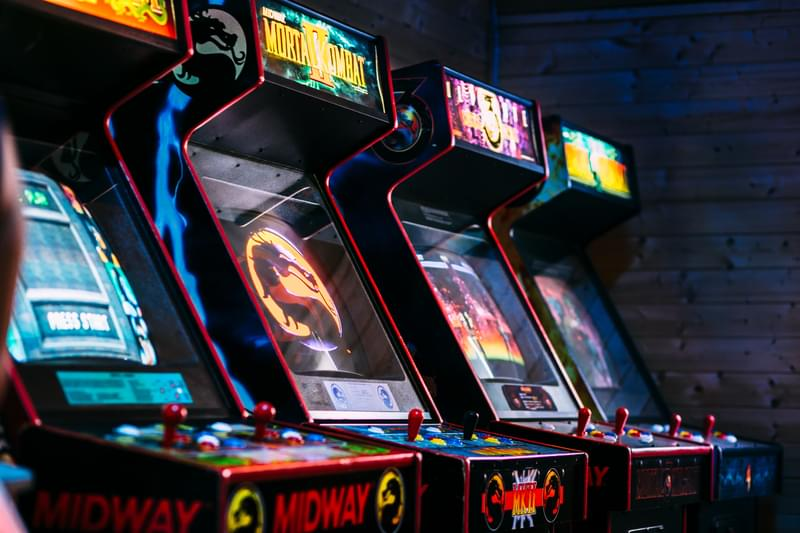 New Bar + Arcade Is Opening In Downtown Indianapolis This Week