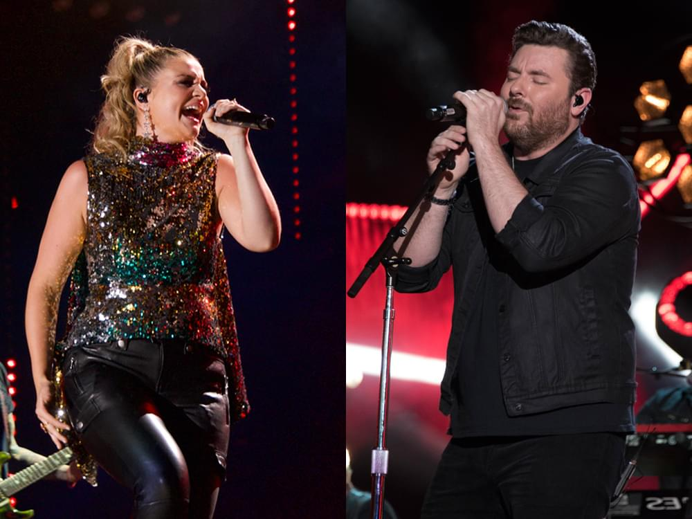 "Chris Young & Lauren Alaina Team Up for Breakup Anthem, ""Town Ain't Big Enough"" [Listen]"