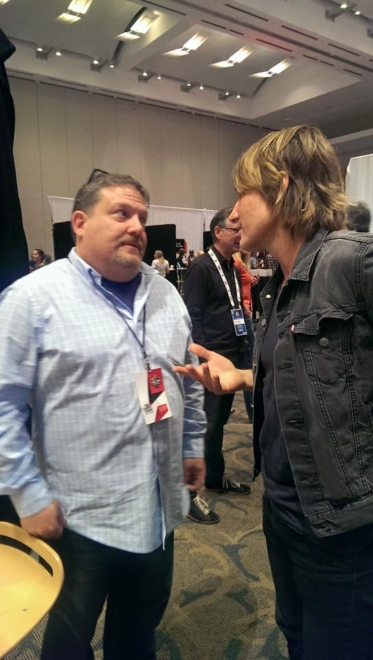 What Does Kevin Have In Common With Keith Urban?