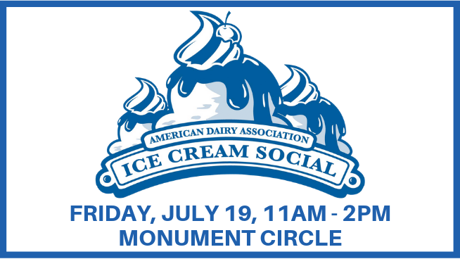 Join Us For The American Dairy Association's 30th Annual Ice Cream Social
