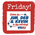 Jim Kicks Off The Weekend With The Friday Song