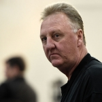 Larry Bird Isn't Happy With This Indianapolis Mural Of Him [PHOTO]