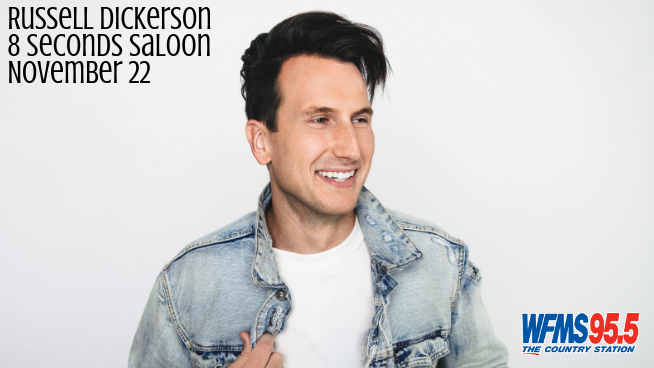 November 22 – Russell Dickerson