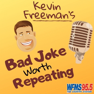 KEVIN'S BAD JOKE WORTH REPEATING …. MAYBE
