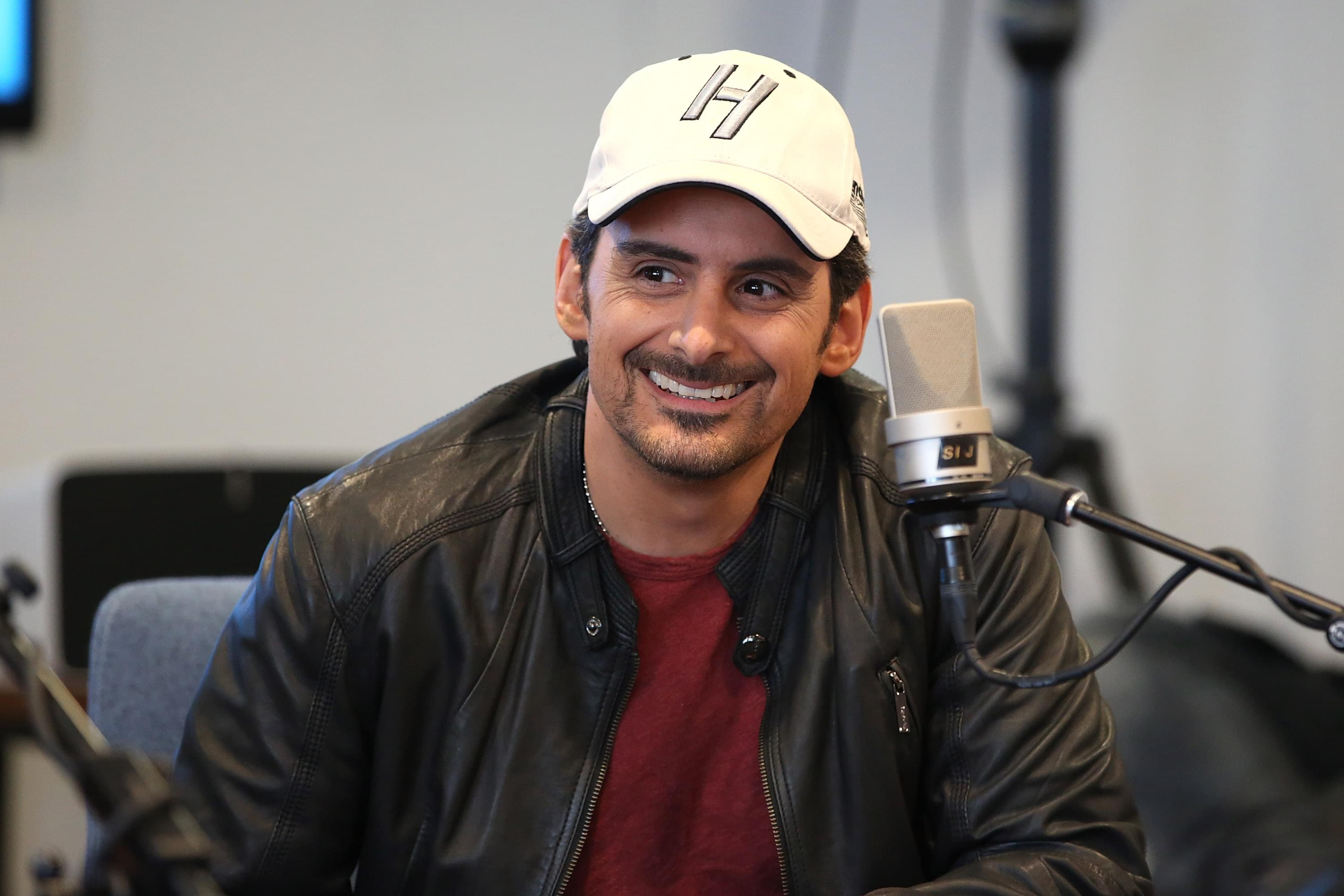 Brad Paisley Set To Star In A New Show Coming To Amazon