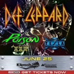 EXCLUSIVE INTERVIEW!  Phil Collen from Def Leppard talks with Stu!