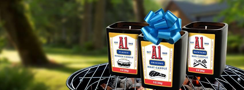 a1 CANDLES