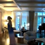 Did A Ghost Visit Jenny McCarthy's Home & Play The Piano?! See For Yourself…