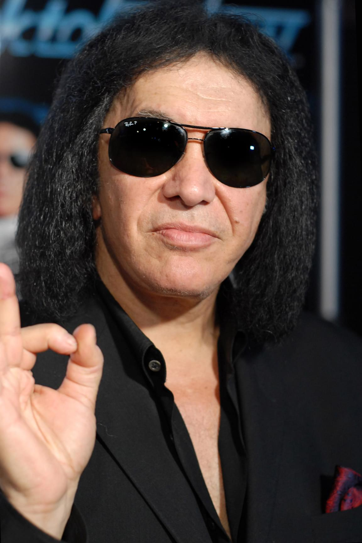 Gene Simmons and Wolfgang Puck Host Rocktoberfest Opening Night