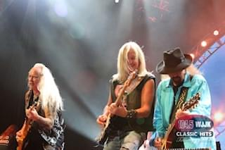 Rockin' Photos From Saturday's Lynyrd Skynyrd Concert!