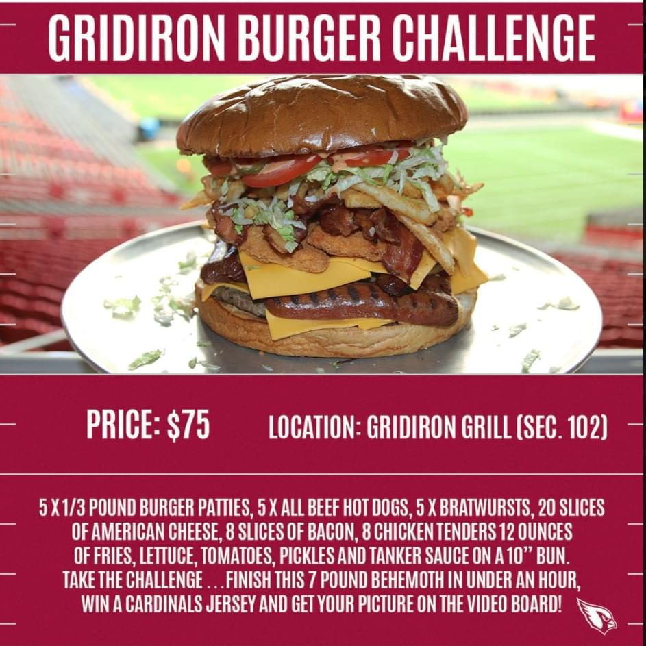 new-arizona-cardinals-food-challenge-will-100-make-you-sick