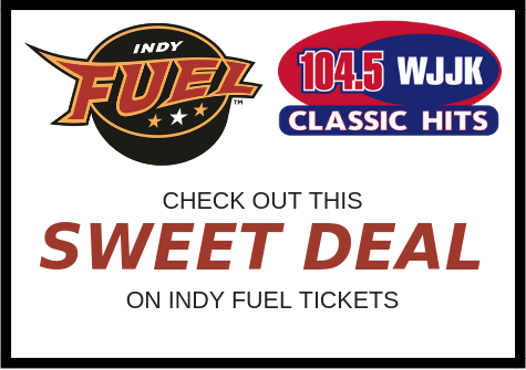 Indy Fuel Sweet Deal!