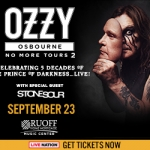 """Name That Train"" To Win Ozzy Tickets!"