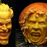 'Pumpkin Carving Gone Wild'! These Jack-O-Lanterns Are Amazing!