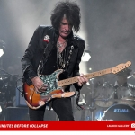 Joe Perry is Back in the saddle