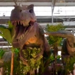 """Greg Browning Gives You A Preview Of """"Jurassic Quest"""" In Indy This Weekend!"""