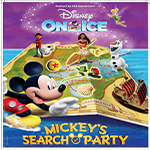 Enter to Win Tickets to Disney on Ice!