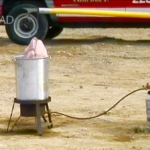 VIDEO: 5 Safety Tips To Remember Before Deep Frying Your Turkey!