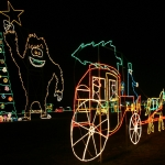 4 Christmas Light Displays In Central Indiana You Gotta See!