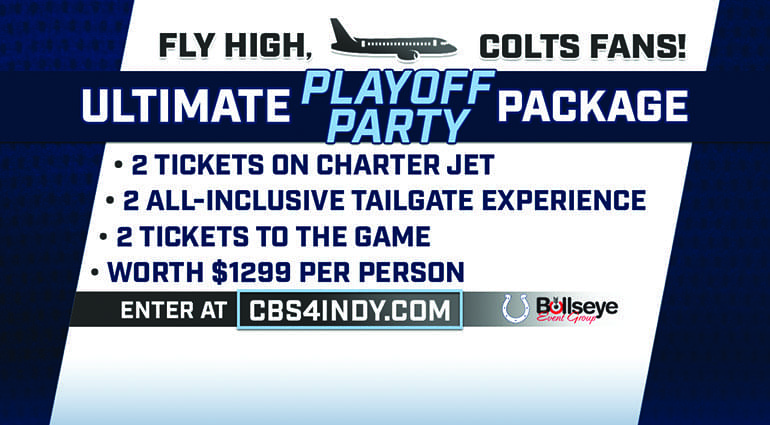 The Colts Ultimate Playoff Party
