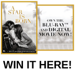 "Win a digital download code for ""A Star Is Born""."