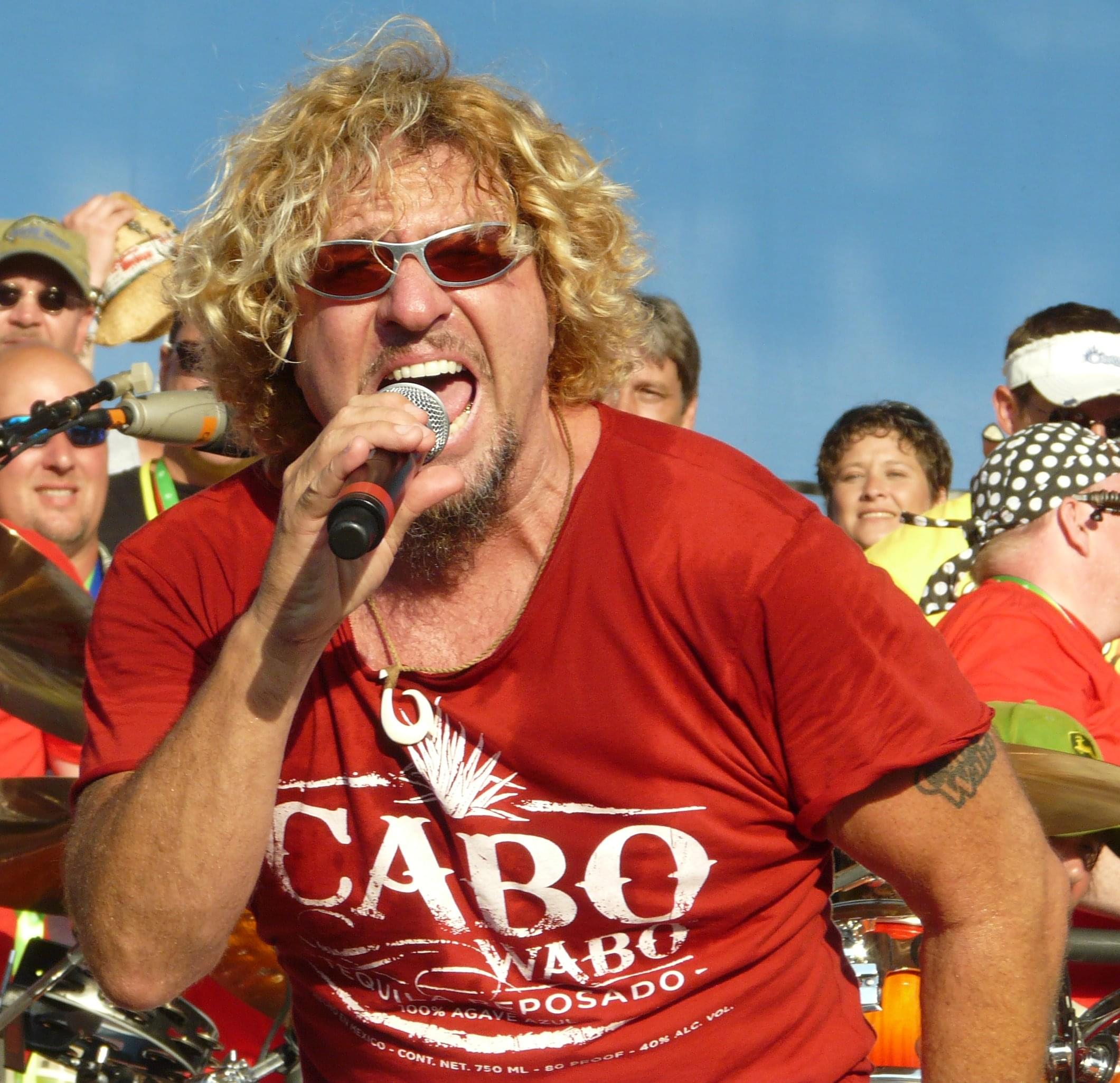 Sammy Hagar And The Circle Hit The Road!