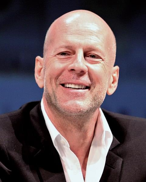 Watch: Bruce Willis Booed While Throwing Out First Pitch At Phillie's Game!