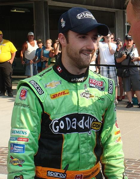 James Hinchcliffe Offers Cool Incentive For Today's Blood Drive