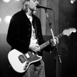 Unusual Paper Plate Once Used By Kurt Cobain Sold For $22,400!