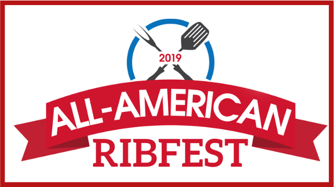 July 25 – 28  All-American Ribfest