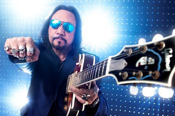 Ace Frehley Playing The 2019 Indiana State Fair Free Stage