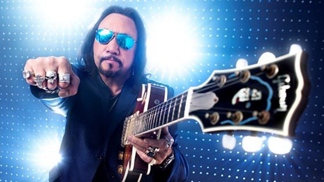 August 2 – Ace Frehley