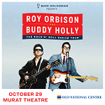 Win Tickets To Roy Orbison & Buddy Holly – The Rock 'N'Roll Dream Tour