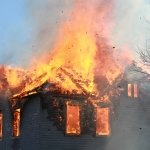 Woman Caught Setting Neighbor's House On Fire (By Her Own Cameras!)