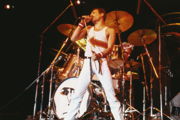 Previously Unreleased Song And Video Of Freddie Mercury