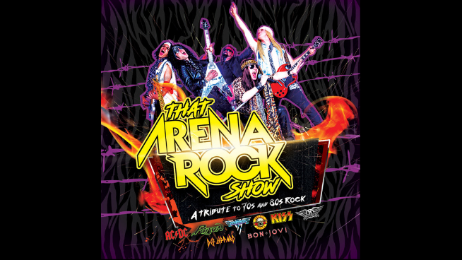 August 16 – That Arena Rock Show