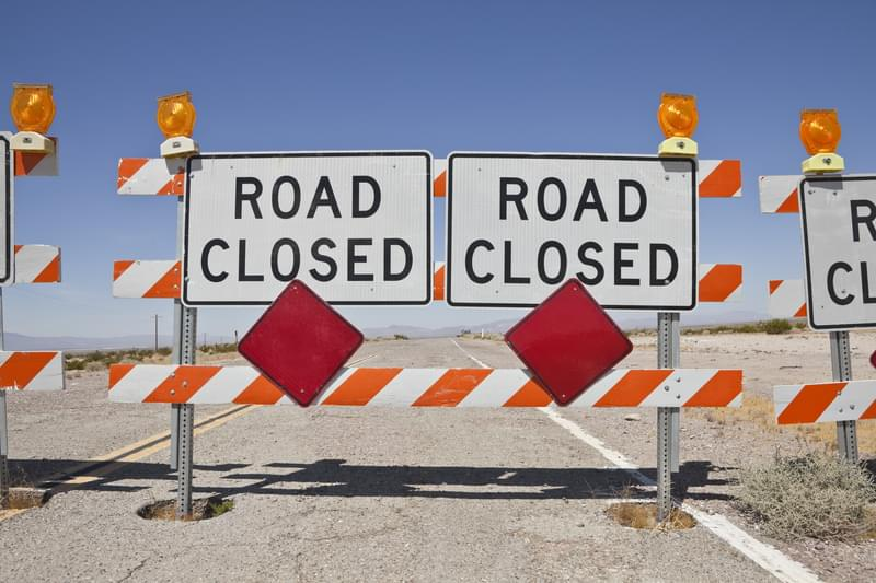 July Road Closures Announced By INDOT