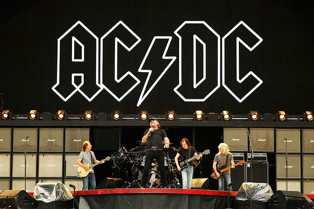 AC/DC To Announce World Tour With Brian Johnson?  Puh-Leeze!